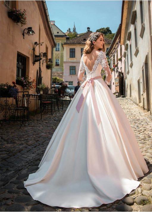 Свадебное платье BL-18-706