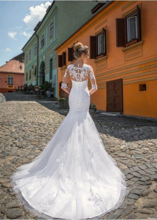 Свадебное платье BL-18-713