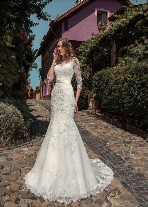 Свадебное платье BL-18-717