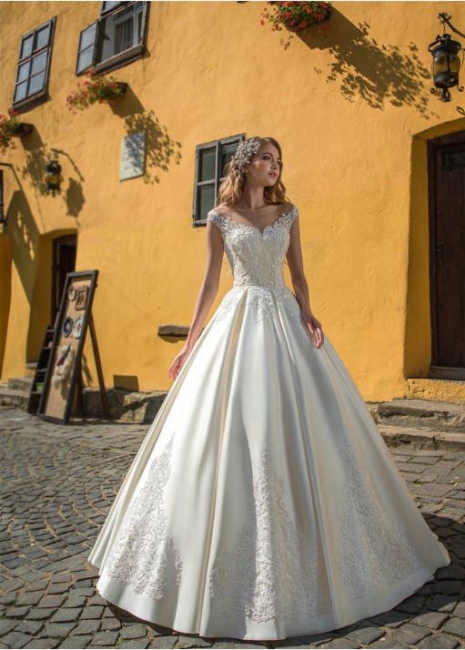 Свадебное платье BL-18-724