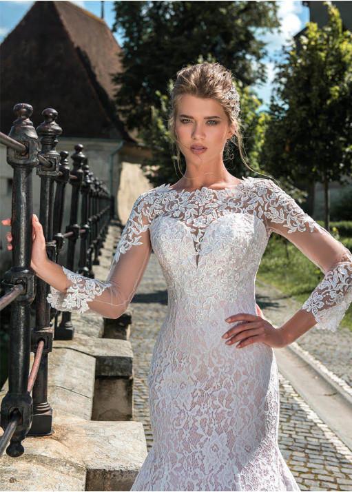 Свадебное платье BL-18-725