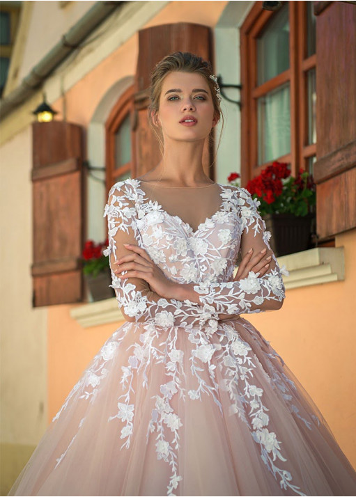 Свадебное платье BL-18-728