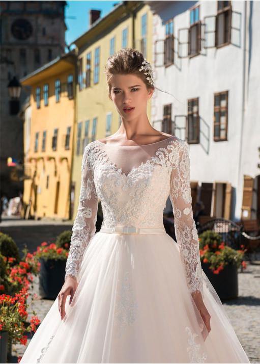 Свадебное платье BL-18-730