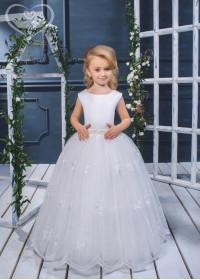 Детское платье пышное D-17-105